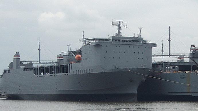 MV Cape Ray.(Photo from flickr.com by david_bober)