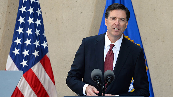 Federal Bureau of Investigation (FBI) director James Comey (AFP Photo / Jewel Samad)