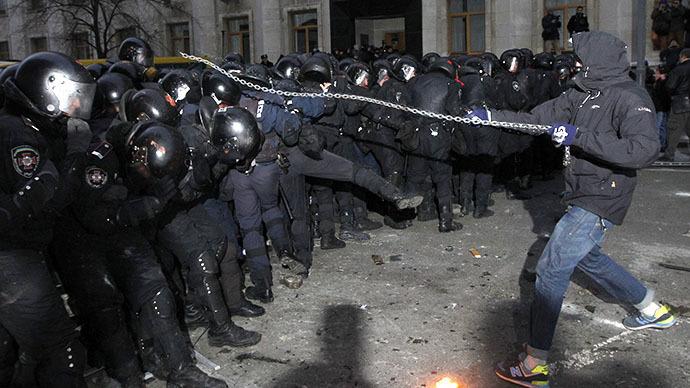Kiev, December 1, 2013 (Reuters / Vasily Fedosenko)