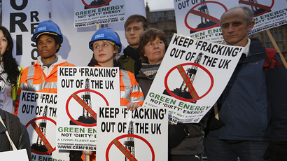 License to frack: UK govt to radically expand shale gas test drilling
