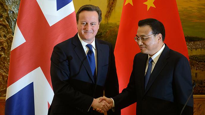 Cameron lobbies for a trillion EU-China trade deal