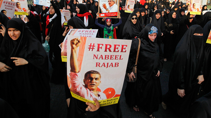 Bahrain rejects early release of prominent rights activist Nabeel Rajab