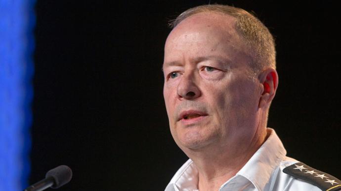 NSA Director General Keith Alexander (Reuters / Steve Marcus)