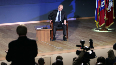 Utilizing the Arctic: Putin promises further exploration