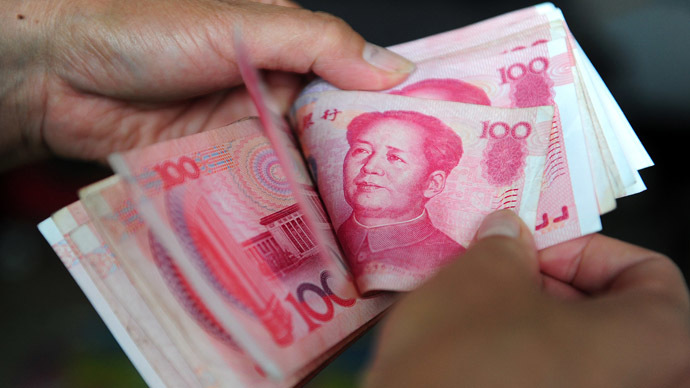 Chinese border city gives green light to use of ruble
