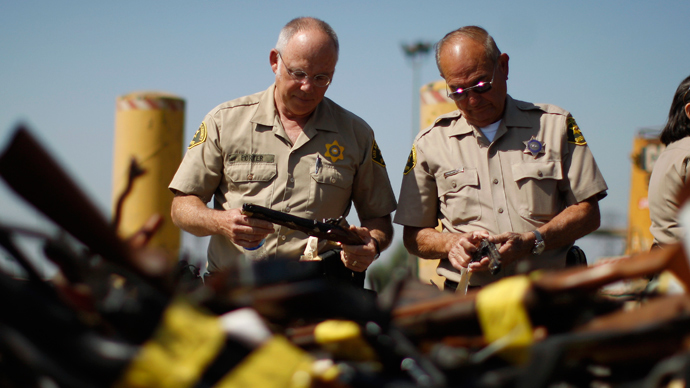 LA Sheriff's Department hired dozens of officers with histories of misconduct