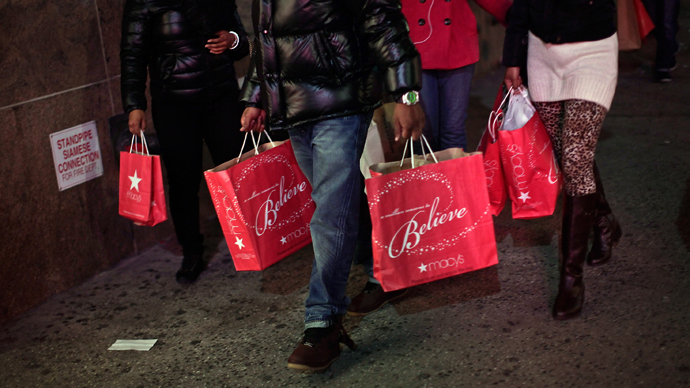 Shop-and-Frisk? NY retail stores under fire for allegedly targeting customers based on race
