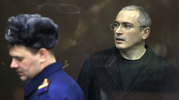 Putin says he will pardon jailed oil tycoon Khodorkovsky shortly