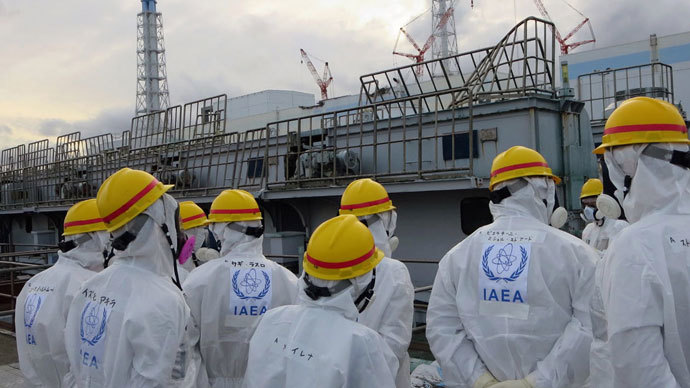 IAEA suggests Fukushima consider 'controlled discharge' of toxic water into ocean