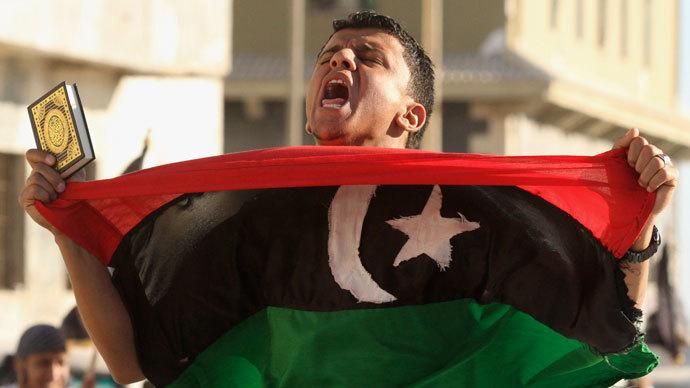 Reuters / Esam Al-Fetori