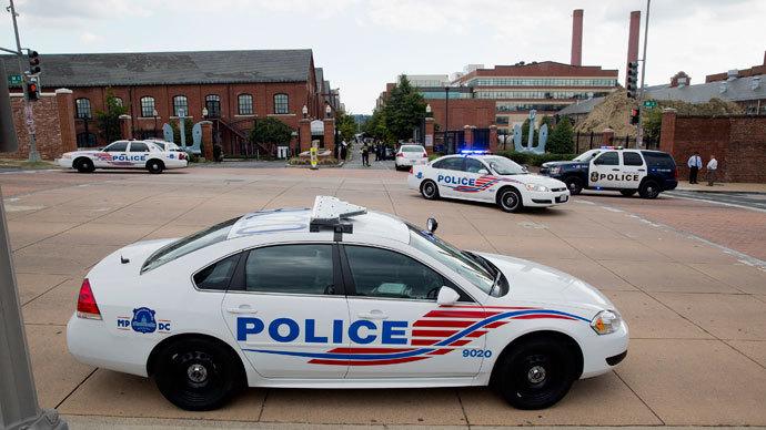 DC cop accused of producing child pornography found dead