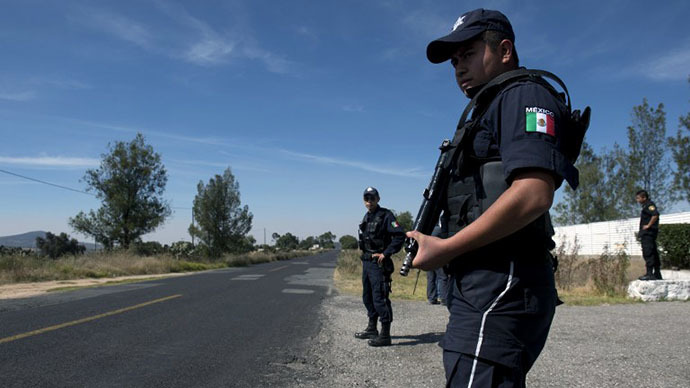 Radioactive load from hijacked truck found in Mexico