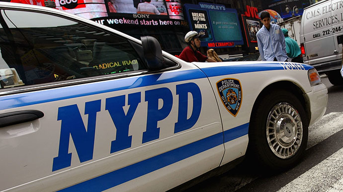 Unarmed man charged with wounding bystanders shot by NYPD officers