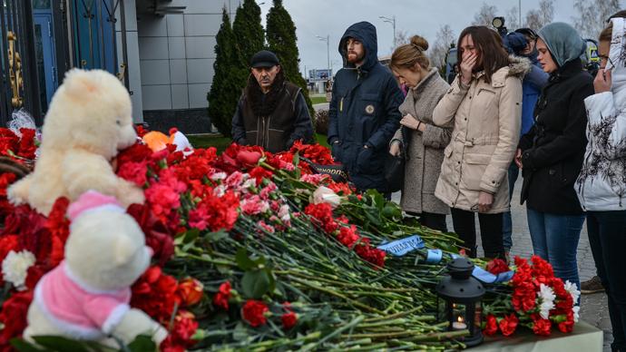 Russian plane crash investigators probe fake pilot licenses