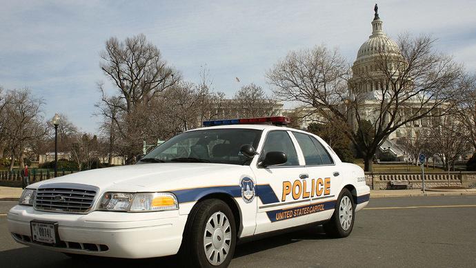 DC cop suspected of running prostitution ring