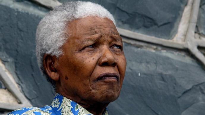 Mandela's sharp statements rarely cited in mainstream media