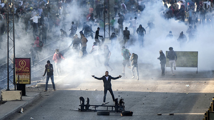 Egypt formally declares Muslim Brotherhood a terrorist group