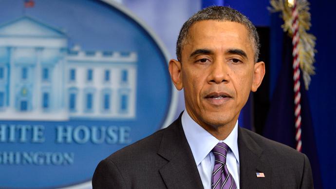 U.S. President Barack Obama  (Reuters / Mike Theiler)