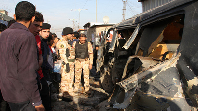 Confirmed: 2013 deadliest for Iraq since 2008, UN estimates