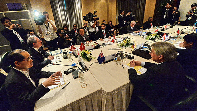 Deep divisions over TPP as US pressures to close controversial deal – WikiLeaks