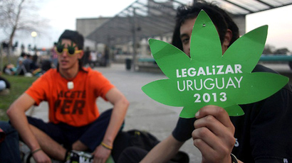 Uruguay legalizes sale and production of marijuana