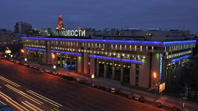 Putin orders overhaul of top state news agency