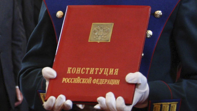 Marriage should be defined as heterosexual in Russian Constitution – politician