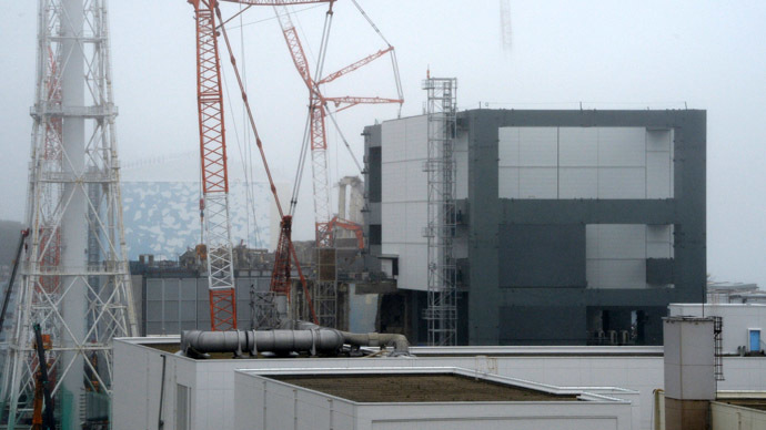 Rice grown near crippled Fukushima nuclear plant served to govt officials