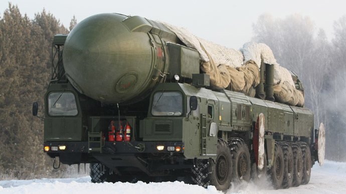 'Nuclear train' returns: Russia to deploy rail-based missiles to counter US 'Prompt Global Strike'