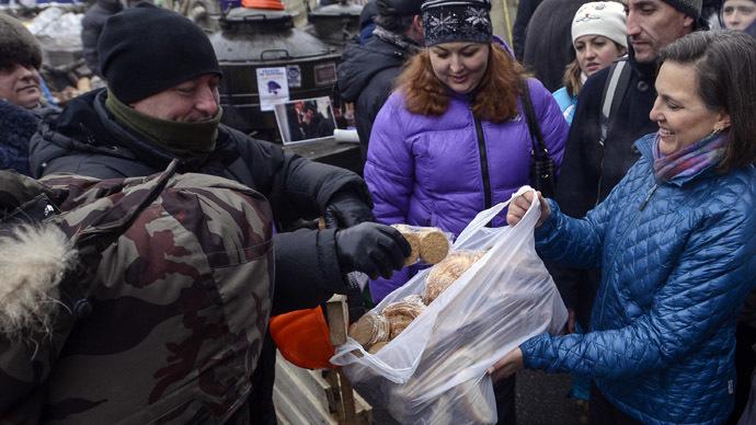 Image result for ukraine vicki nuland cookies