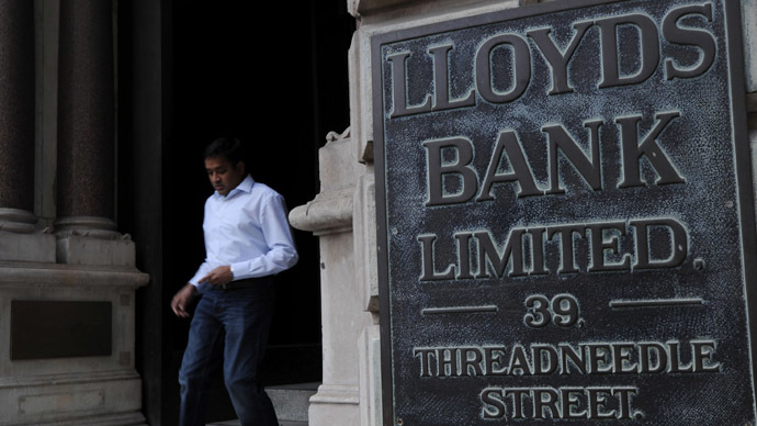 Lloyds Banking to pay record £28 mn for promoting mis-selling