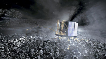 Destination – comet: Scientists name site for Rosetta's historic landing