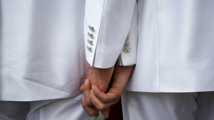 Australia's top court strikes down same-sex-marriage law in capital territory