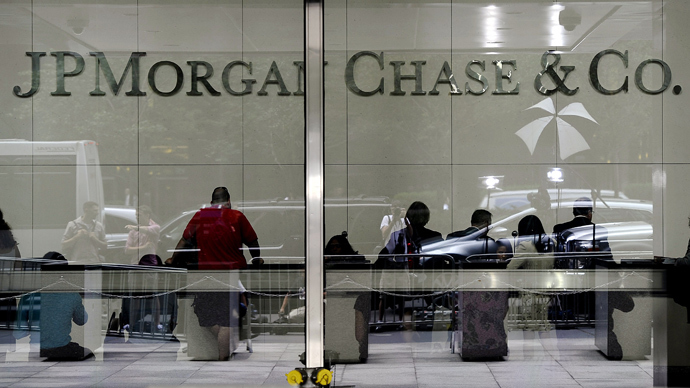 Bitcoin beware: JPMorgan seeks patent for rival online payment system