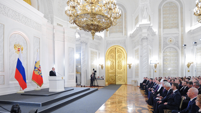 Putin promises crackdown on $111bln offshore money leak