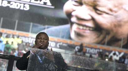 'Fake' Mandela signer faced murder, kidnapping charges – report