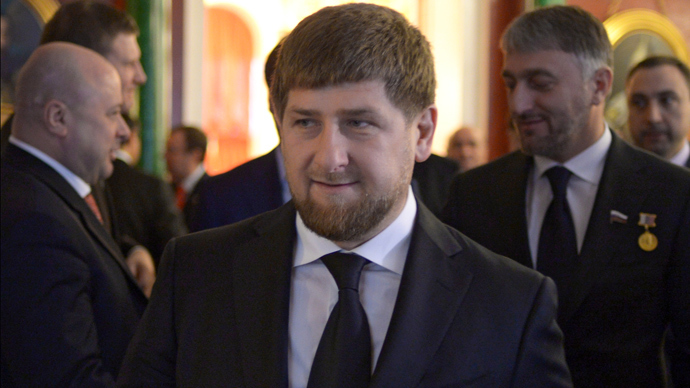 Crazy horse! Chechen leader asks Germany to say sorry to his nags