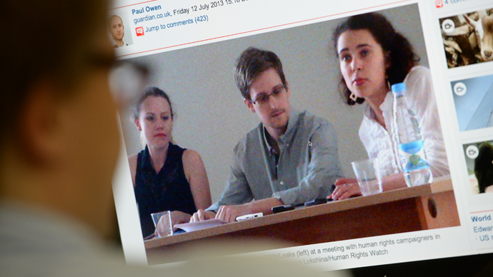 Snowden: NSA pressured EU into creating 'European bazaar' of spy networks