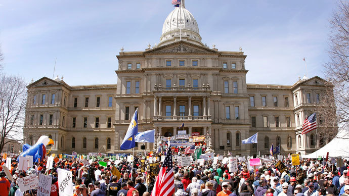 Controversial 'rape insurance' bill to cover abortions passed by Michigan