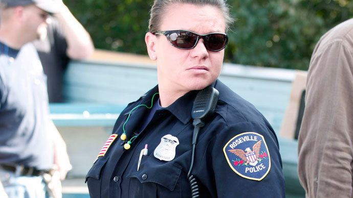 Female cops sue police dept for deploying secret surveillance cam in locker room