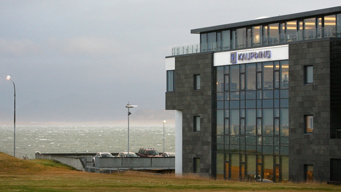 Icelandic 'banksters' get jail time over Kaupthing fraud