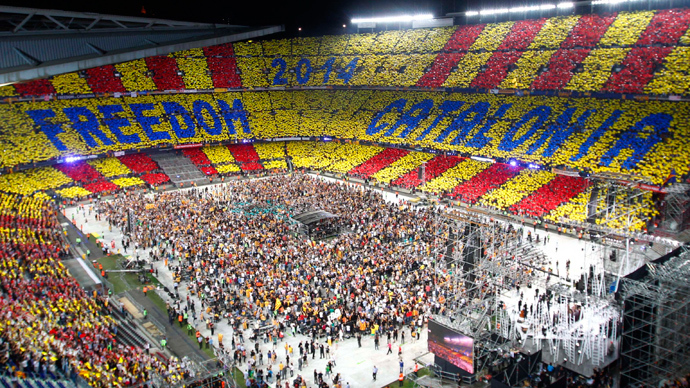 spain won t have enough tanks catalonia to vote on independence