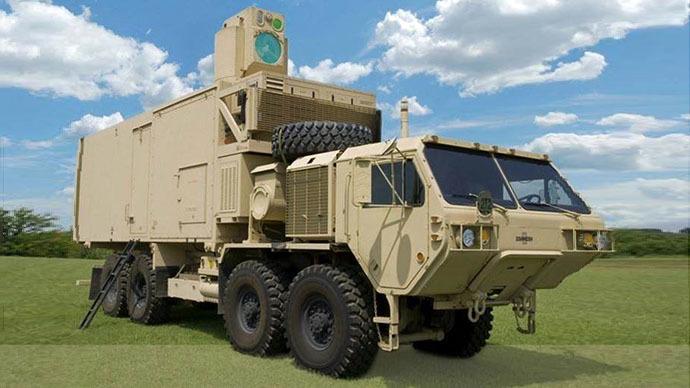 Pentagon unveils laser capable of shooting down drones, mortars