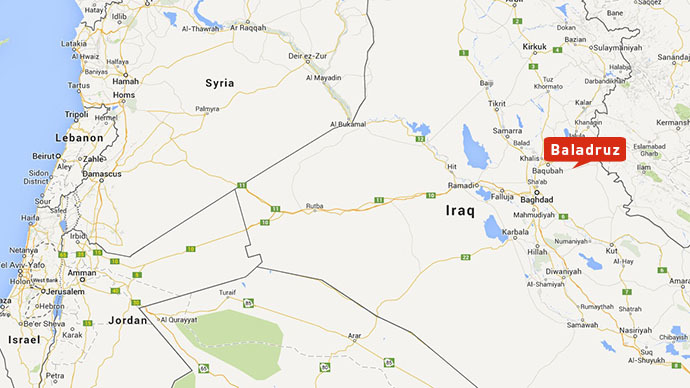 5 senior officers among 18 killed in western Iraq ambush