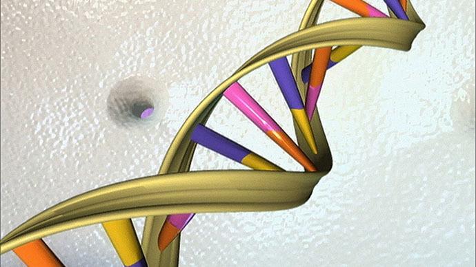 Scientists discover secret code hidden within human DNA