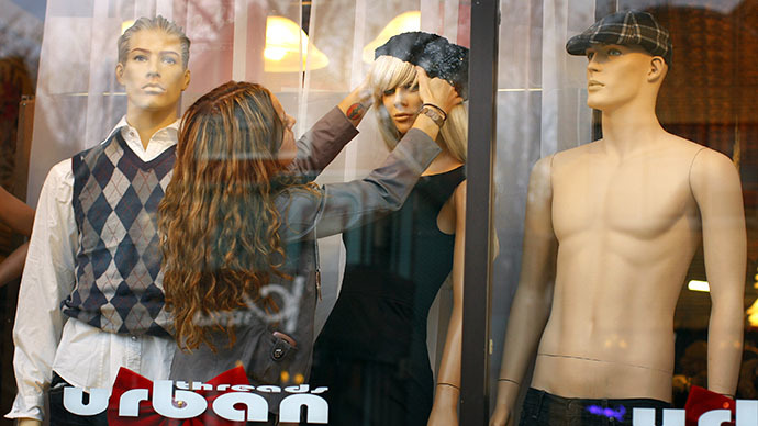 Somebody's watching me: Camera sensors to be placed in retail mannequins