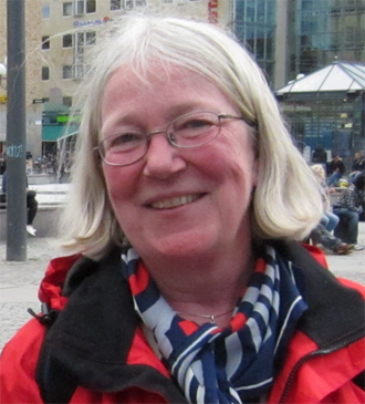 Kristina Svartholm Warg