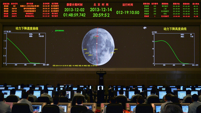 China becomes third country to land on moon