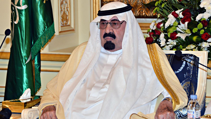 Saudi activist sentenced to 300 lashes, 4 yrs in jail after calling for constitutional monarchy
