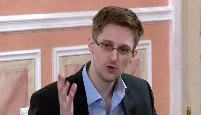 Edward Snowden (AFP Photo / Wikileaks)